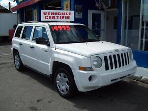 2009 Jeep Patriot 4X4 sport  climatisé