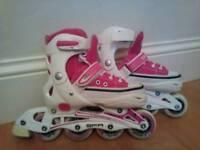 Girls inline skates