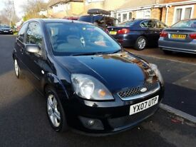 Nice Ford Fiesta Zetec Climate. Only 1 Owner + Full Service History – Wow!