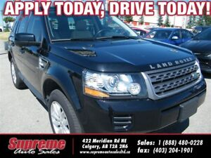 2014 Land Rover LR2 LEATHER/H.SEATS/ROOF