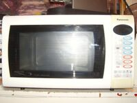 Panasonic NN-V681W Microwave Oven & Grill