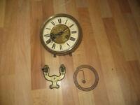 Vienna wall clock movement, Junghans