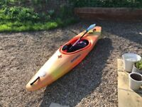 Kayak perception arc for sale