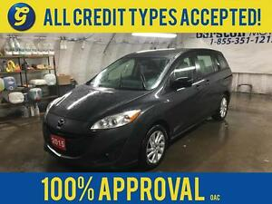 2015 Mazda Mazda5 BLUETOOTH*6 PASSENGER*POWER WINDOWS/LOCKS/MIRR