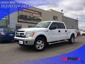 2014 Ford F-150 ECO BOOST MARCHEPIEDS 6 PLACES