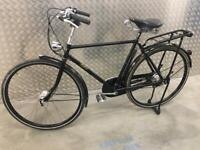 Pashley Roadster Sovereign Black Gents bike Bicycle bmx Brompton kona downhill orange