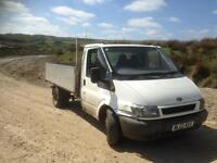 Ford Transit 350 dropside 2002 spares or repairs not tipper