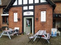 Chocolate and Sweet Shop for Sale in Thriving Craft Centre Located in Cheshire