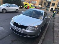 Scoda Octavia 1.6D GREENLINE WITHOUT ROAD TAX SILVER £4490