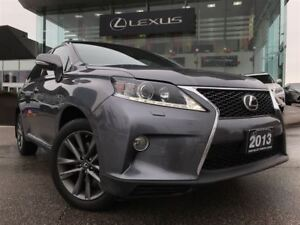 2013 Lexus RX 350 F Sport Navigation Backup Cam Power Sunroof