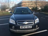 CHEVROLET CAPTIVA LS AUTOMATIC 7 SEATER WITH FULL YEAR MOT