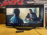 "LG 43"" smart 4k UltraHD LED Tv wifi Apps Netflix YouTube"