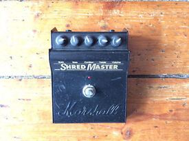 Marshall Shredmaster Distortion Pedal