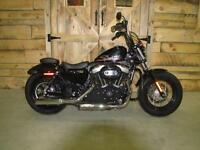 2011 Harley-Davidson® XL1200X - SPORTSTER FORTY-EIGHT