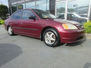 2003 Honda Civic 5-SPEED SEDAN