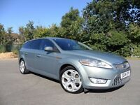 Ford Mondeo Titanium X Estate with low mileage full service history