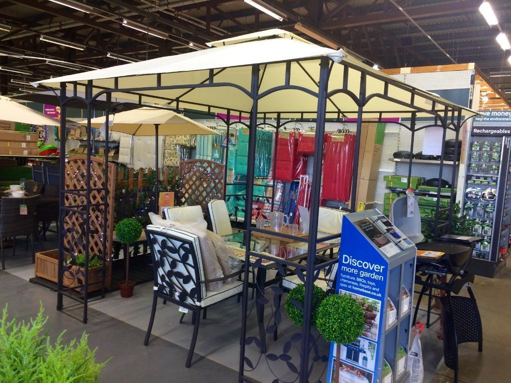 Gazebo Lucca Square From Homebase In Guiseley West