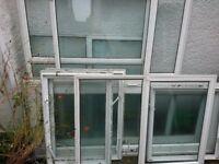 windows and 2 doors