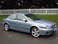 2008 (08) Jaguar X-Type 2.2 D DPF SE | JUST SERVICED | AUTO| DIESEL | IMMACULATE | SAT NAV |