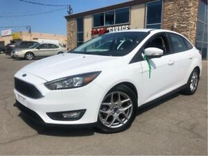 2015 Ford Focus SE LOADED SPOILER MAGS 4 NEW TIRES
