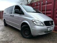 Mercedes Vito XL 9 Seater Years Mot Drives Great Good Condition !
