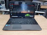 Acer Aspire 5745-433g32Mn intel core i5 CPU M430 @2.27GHZ 4GB RAM 320GB HDD Win 10 Pro