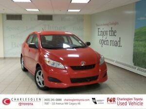 2012 Toyota Matrix FWD Convenience Package