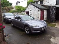 RX8 Very Low Mileage (24K), Rare model