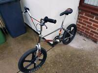 80s raleigh chrome burner immaculate condition