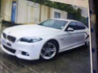 BMW 5 SERIES F10 PRE LCI BREAKING PARTS ONLY SALVAGE