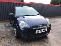 Ford Fiesta 1.4tdci zetec climate, 2keys, one lady owner!!