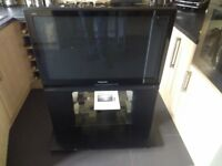 37 inch Panasonic Plasma TV and Stand