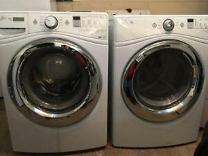 Whirlpool Front load washer/dryer set. 1 year warranty,free delivery $799