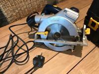 Mac. Allister circular saw