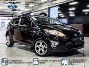 2011 Ford Fiesta SES, Leather, Sunroof, Bluetooth