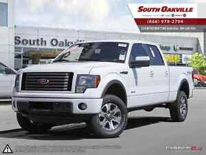 2011 Ford F-150 FX4 | BEDLINER | HEATED LEATHER | SUNROOF