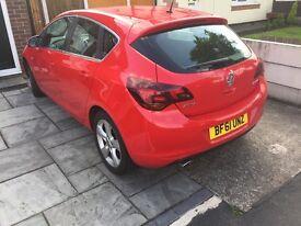 Vauxhall Astra sri . Diesel . £30 a year road tax .