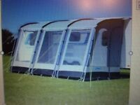 Kampa RALLY 390 2015.Pearl Grey. In excellent condition. Only used a few times.