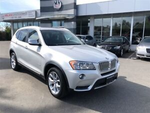 2014 BMW X3 WE ARE MOVING! COQUITLAM STORE LIQUIDATION