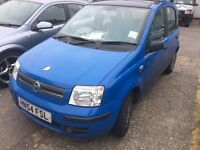 Fiat panda blue 1.2L amazing car
