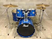 Pearl Drum Kit ELX drums