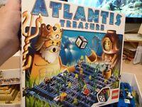 Lego Atlantis treasure collector box set 3851. excellent condition for the avid Lego enthusiast