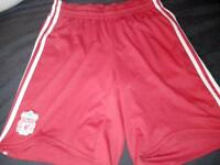 liverpool fc shorts S-38""