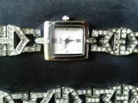 Art Deco Bracelet&Watch