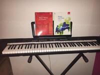 Yamaha NP‑V80 Piaggero Keyboard