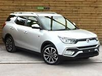 SsangYong Tivoli XLV ELX Auto 4X4 GRAB A GRAND £1,000 ADDITIONAL TRADE IN ALLOWANCE (silver) 2017