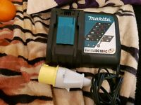 MAKITA 18V LXT DC18RC 110v Battery CHARGER
