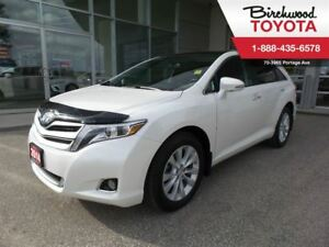 2014 Toyota Venza 4dr Wgn AWD LIMITED