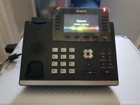 Telephone YEALINK Ultra-Elegant Gigabit Office IP Phones T46G/T42G and more