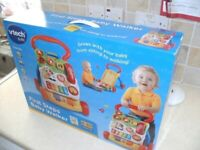 VTech First Steps Baby Walker £40 0n amazon for sale £15, sealed in box bran new, grab a bargin